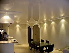 Точечные светильники для натяжных потолков   180x235